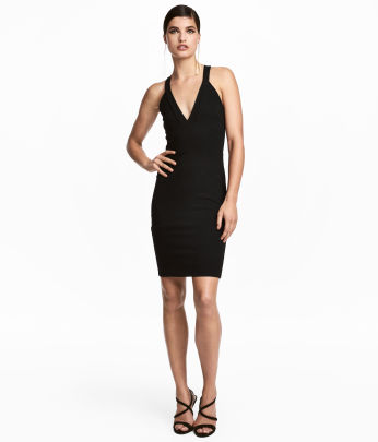 Cocktail dress h&m brands