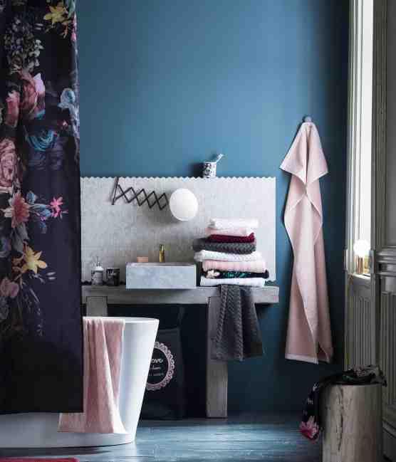 home badezimmer duschvorh nge h m de. Black Bedroom Furniture Sets. Home Design Ideas