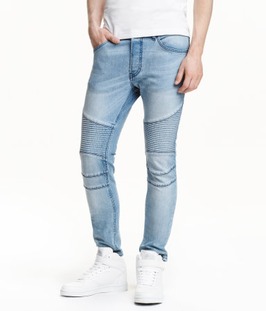 Light denim jeans for men ye jean - Hm herren jeans ...
