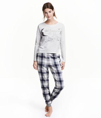 pijamas unicornio h m. Black Bedroom Furniture Sets. Home Design Ideas