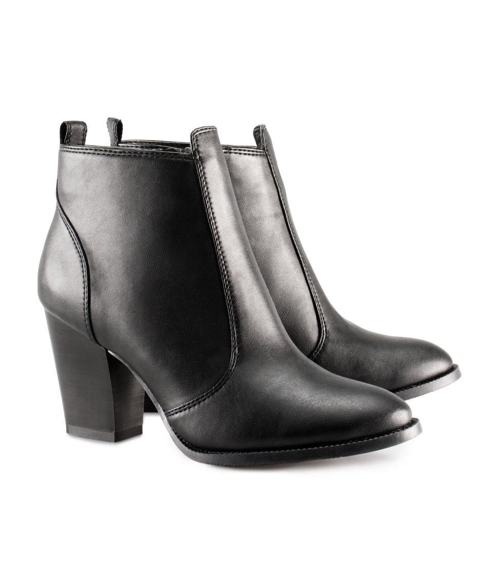 chelsea boots mit absatz wo gibt es sch ne forum. Black Bedroom Furniture Sets. Home Design Ideas
