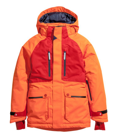 Ski Jacket   Orange   Kids   H&M US