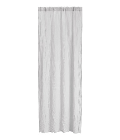 H&M Linen Curtain Panel $49.99