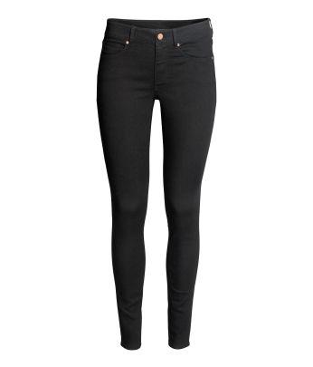 ladies jeans skinny skinny regular h m us. Black Bedroom Furniture Sets. Home Design Ideas