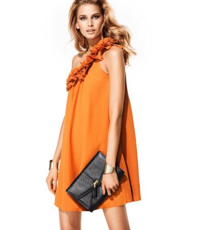 H&M Yaz Elbise Modelleri