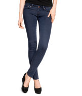 Super skinny super low jeans