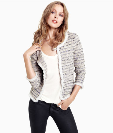 H&M cardigan from hm.com