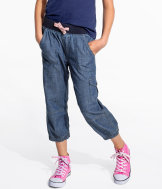 Pantalon court capri