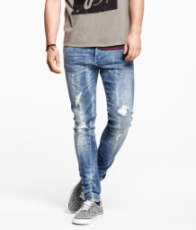 Vaqueros Skinny low