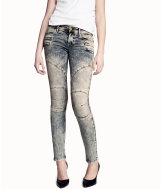 Skinny Low Ankle Jeans
