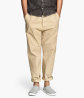 Tapered chinos