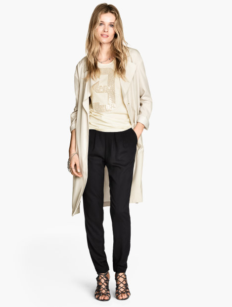 Pantalon Loose fit