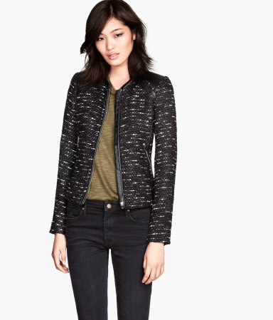 Textured Jacket | H&M US