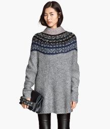 Jumper in a wool blend