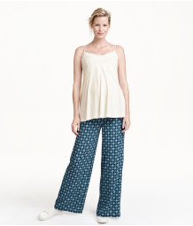 MAMA Wide trousers