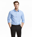 H&M Mens Easy-Iron Shirt