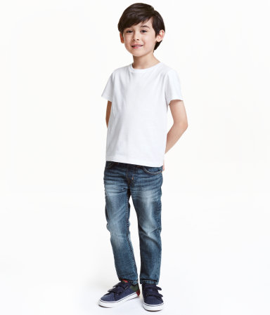 BOYS' JEANS Kids play all day, and they need clothes that can keep up. Our boys' jeans are destined for exactly that: running around, playing in the dirt, you name it. Our boys' jeans are destined for exactly that: running around, playing in the dirt, you name it.
