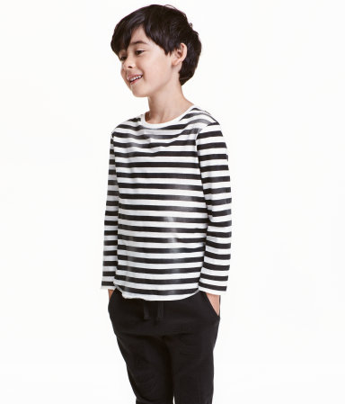 Find kids black and white striped shirt at ShopStyle. Shop the latest collection of kids black and white striped shirt from the most popular stores -.