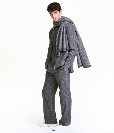 Chalkstriped Suit Pants