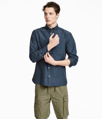 Poplin Shirt Regular fit
