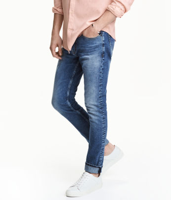 Jeans - Men's Clothing - Shop online or in-store   H&M US