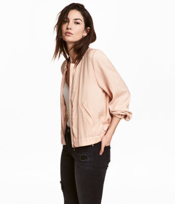 Bombers - Women's Clothing - Shop online | H&M US
