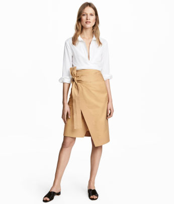 Midi - skirts - Women's Clothing - Shop online | H&M US