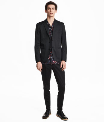 Trousers - blazers & suits - Men's Clothing - Shop online | H&M US