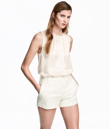 Short Slim-fit Shorts