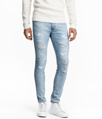 Jeans - Men's Clothing - Shop online or in-store | H&M US