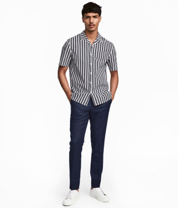 Trousers - Men's Clothing - Shop online or in-store | H&M US