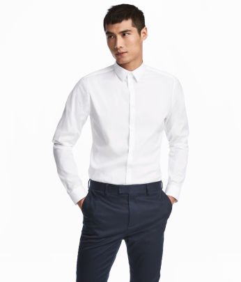 Shirts - Men's Clothing - Shop online or in-store | H&M US