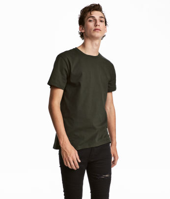 T-shirts - Men's Clothing - Shop online or in-store   H&M US