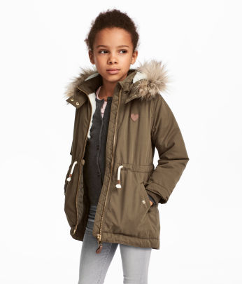 Outdoor clothing - girls 18m-10y - Kids Clothing   H&M US