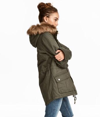 Parkas - Women's Clothing - Shop online   H&M US