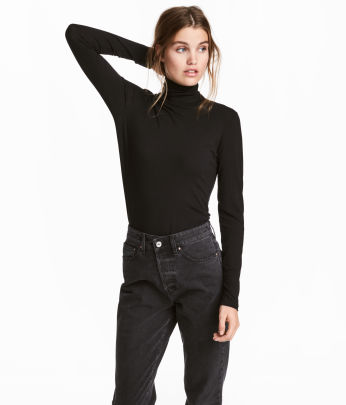 Turtlenecks - cardigans & jumpers - Women's Clothing | H&M US