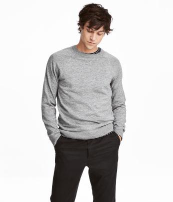 Jumpers & cardigans - Men's Clothing - Shop online | H&M US