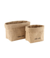 2-pack storage baskets