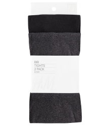 H&M+ 2-pack tights