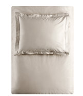 Satin duvet cover set