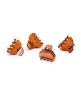 4-pack hair claws