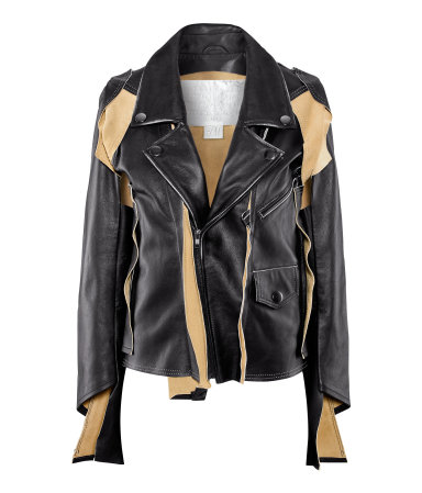 H&M US Leather Jacket
