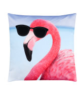 Satin cushion cover 40x40