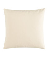 Canvas 40x40 cushion cover