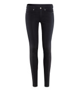 Pantalon en twill extensible