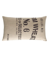 Linen cushion cover 40x70