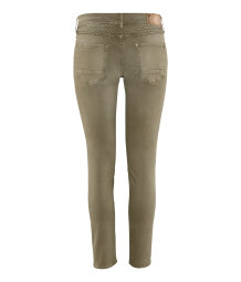 Super Skinny Low Ankle Jeans