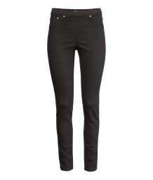 Super-stretch Twill Treggings