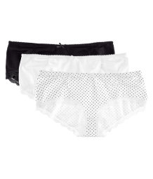 MAMA 3-pack hotpants