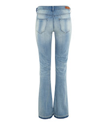 Skinny Boot cut Low Jeans